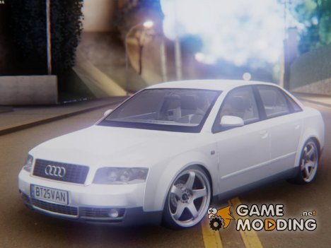 Audi A4 Stock 2002 for GTA San Andreas
