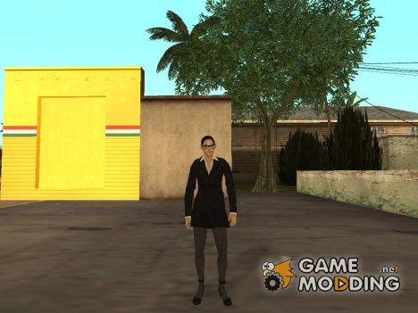 SOFYBU в HD for GTA San Andreas
