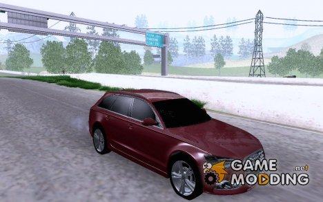 Audi A6 Avant для GTA San Andreas