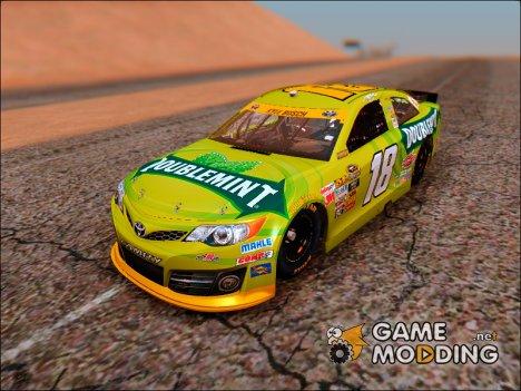 NASCAR Toyota Camry 2013 v4 for GTA San Andreas