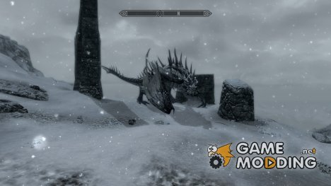 Intense Dragon Fight 1.0 для TES V Skyrim