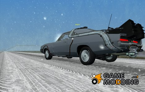 URM:Winter Mod for GTA San Andreas
