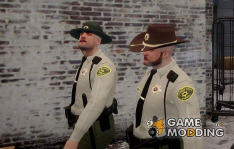 GTA V sheriff для GTA 4