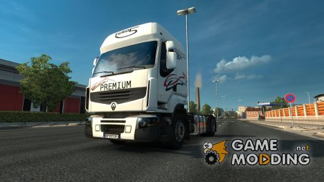 Renault Premium v2.4 for Euro Truck Simulator 2