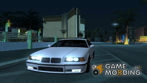 BMW M3 E36 - JARAS for GTA San Andreas