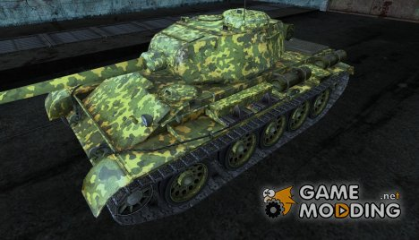 T-44 5 для World of Tanks