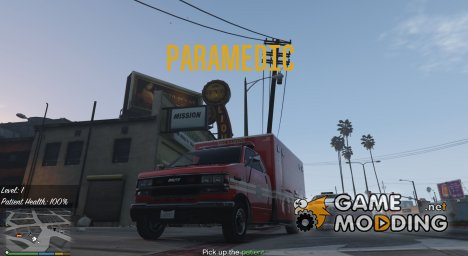 Ambulance Mini-Missions 0.7.1 for GTA 5