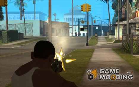 Aim Zoom for GTA San Andreas