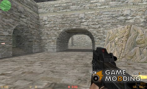 FN P90 MkII for Counter-Strike 1.6