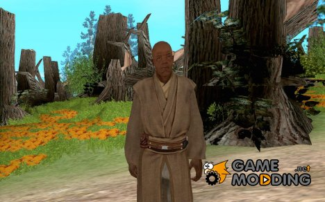 Mace Windu TFU for GTA San Andreas