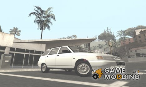ВАЗ-2111 Сток для GTA San Andreas