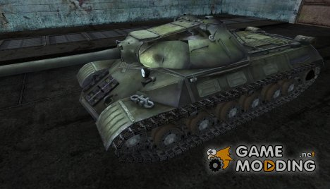 ИС-3 от aldermen for World of Tanks
