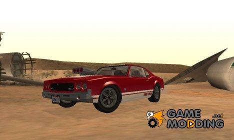 Declasse Sabre GT Turbo GTA V для GTA San Andreas