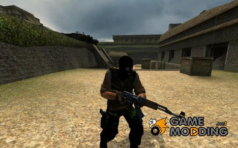 Terror Reskin для Counter-Strike Source