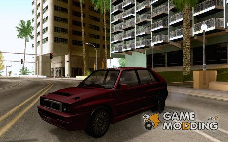 Lancia Delta Integrale V2 for GTA San Andreas