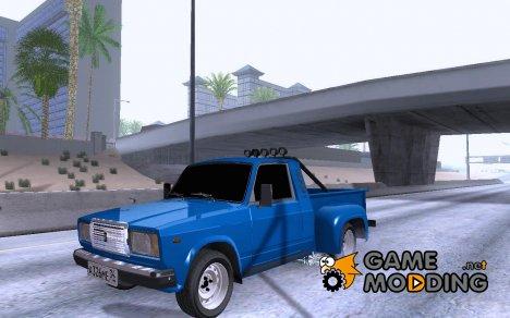 ВАЗ 2107 Форд for GTA San Andreas