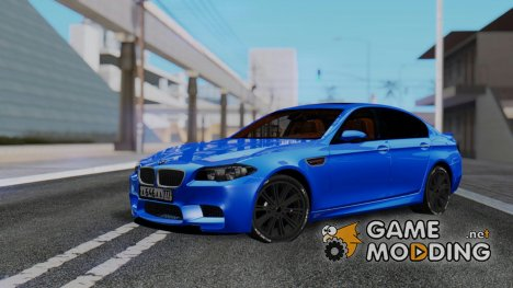 BMW M5 F10 G-Power for GTA San Andreas