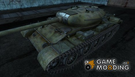 Шкурка для T-54 для World of Tanks