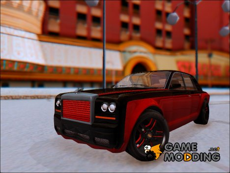 Morningstar Justice from SR 3 for GTA San Andreas