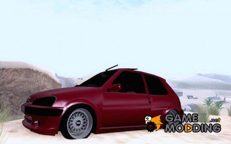 Peugeot 106 GTi BaatilRhyme Tuning для GTA San Andreas