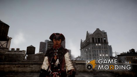 Aveline (Assassin's Creed IV Liberation) для GTA 4