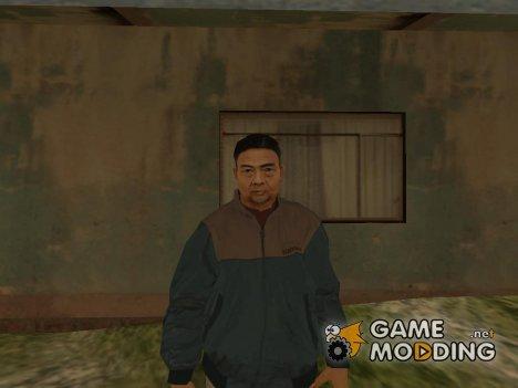 Скин из GTA 4 v45 for GTA San Andreas
