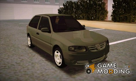 Volkswagen Gol Power для GTA San Andreas