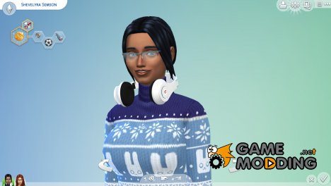 "Наушники ""Beats by dr.dre"" for Sims 4"