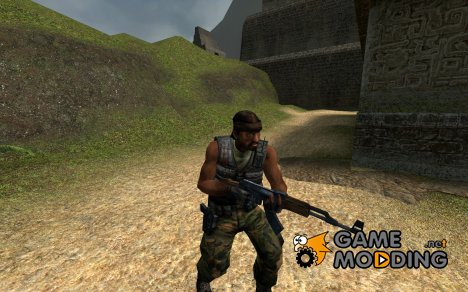 Guerilla для Counter-Strike Source