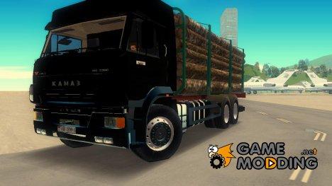 КамАЗ 65117 для GTA 3
