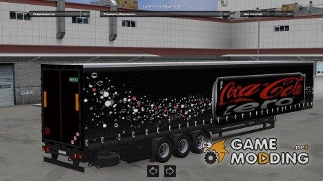 Long Krone Trailer для Euro Truck Simulator 2