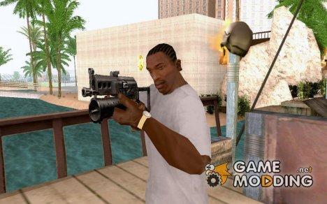 PP 19 для GTA San Andreas