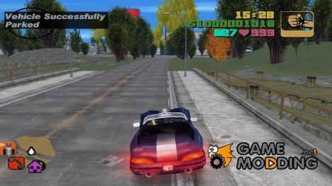 Save Car Everywhere для GTA 3
