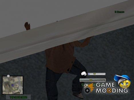 Оформление Coala RPG для GTA San Andreas