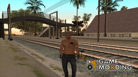 Derek Vinuard: American history X for GTA San Andreas