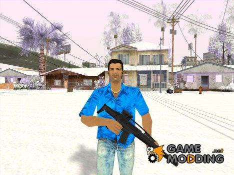 Томми Версетти v1 для GTA San Andreas