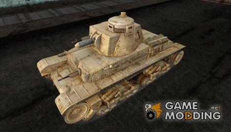Шкурки торрент для PzKpfw 35(t) для World of Tanks