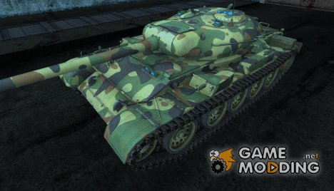 T-54 BillyBones для World of Tanks