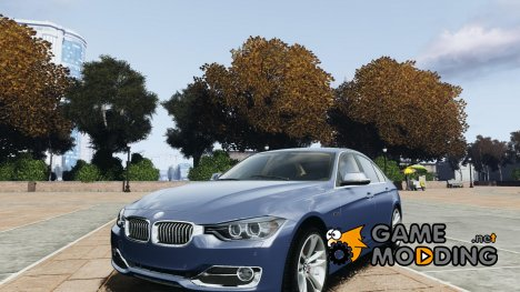 BMW 335i 2013 v1.0 for GTA 4