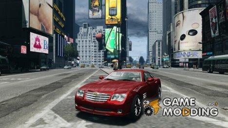 2007 Chrysler Crossfire for GTA 4