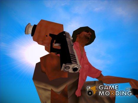 Боевой пистолет из GTA 5 for GTA San Andreas