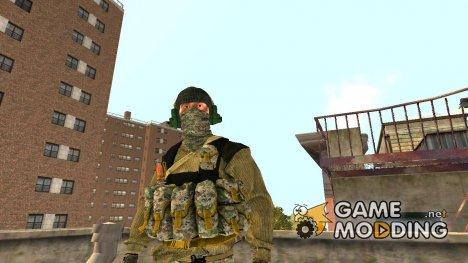 BF3 Russia Sniper для GTA 4