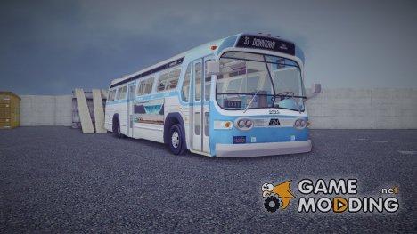 GM TDH-5303 Bus 1969 for GTA 3