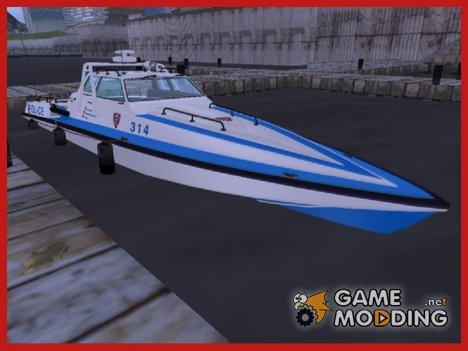 Predator из GTA 4 для GTA 3