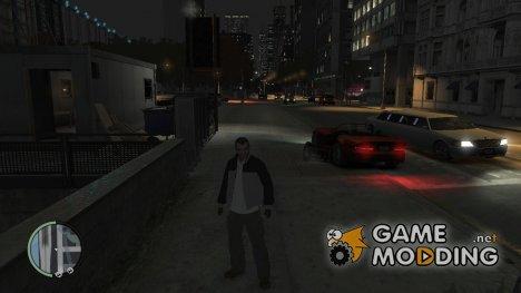 GTAV_HUD v.1 для GTA 4