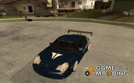 Porsche GT3 SuperSpeed TUNING для GTA San Andreas