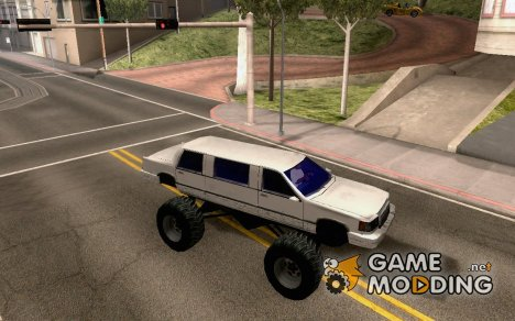 Monster Stretch для GTA San Andreas