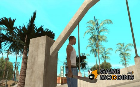 [Point Blank] Machete для GTA San Andreas