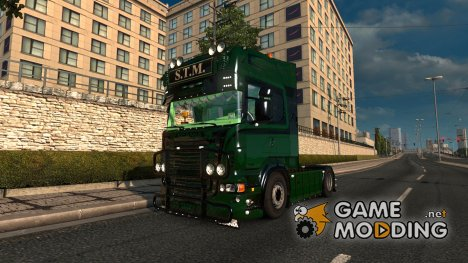 SCANIA R S.T.M. for Euro Truck Simulator 2