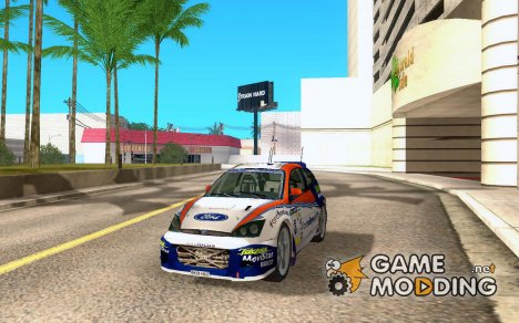 Ford Focus WRC '02 for GTA San Andreas
